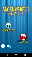 Screenshot of Smiley War: Angel x Devil