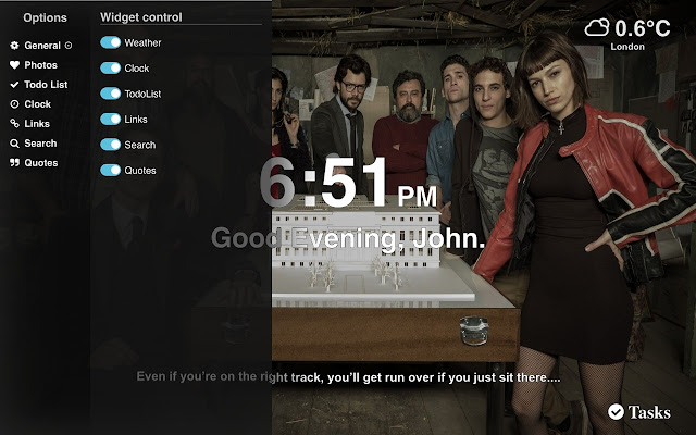 Money Heist Wallpapers And New Tab