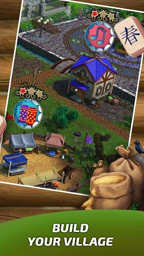 Mahjong Village screenshot 6