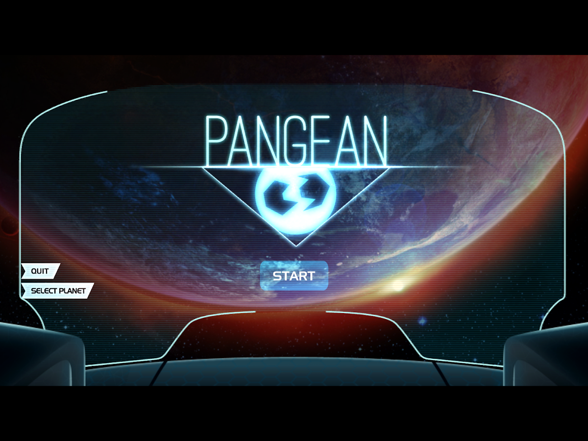Pangean- screenshot