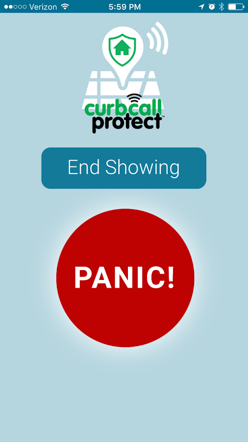 CurbCall Protect- screenshot