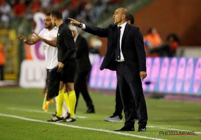 Lors de la Coupe du Monde, Roberto Martinez attendra quelque chose de plus de la part de ses joueurs