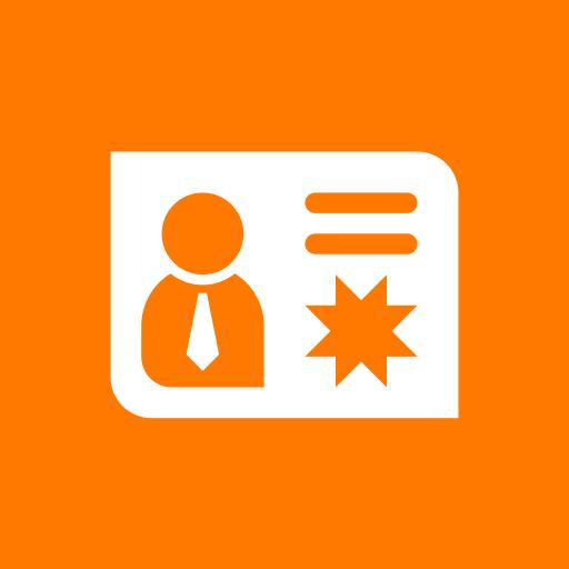Orange Pro, espace client pro Icon