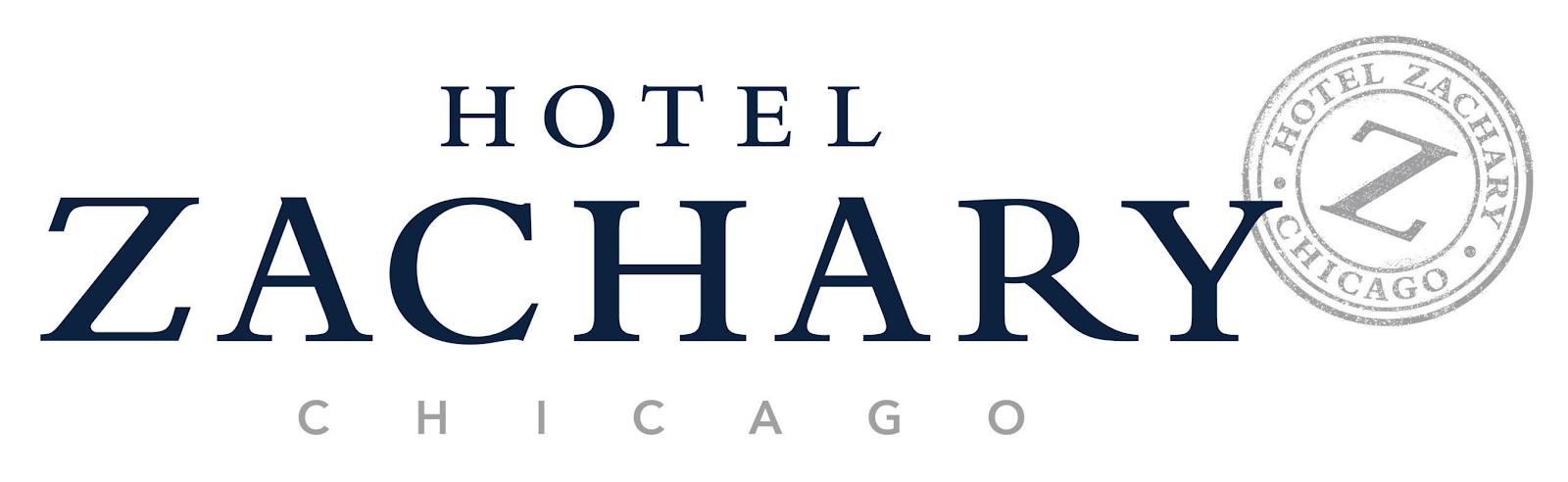 hotel zachary chicago logo