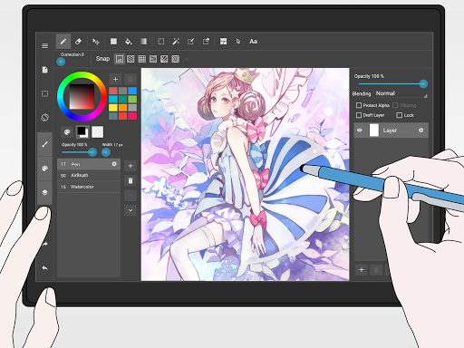MediBang Paint - Make Art ! 15.0.1 screenshots 6