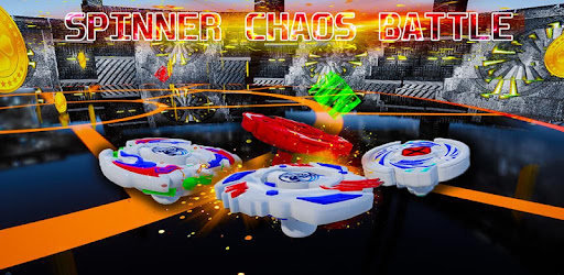 Are you ready for the Spinner chaos battle? Then why are you waiting?