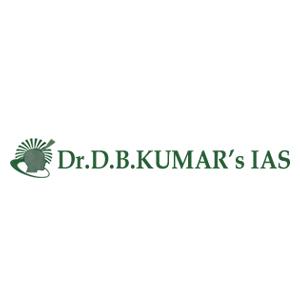 D B Kumar IAS