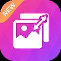 Best Image Resizer: Picture editor & Resize Photos icon