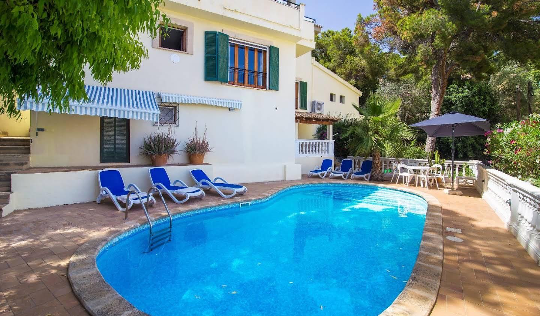 Maison avec piscine et terrasse Portals Nous
