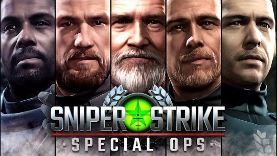 Sniper Strike MOD Apk 4.501(Unlimited Health) 10