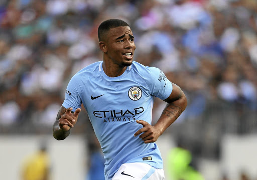 Strike power: Gabriel Jesus is one of Manchester City manager Pep Guardiola's attacking options. Picture: GETTY IMAGES