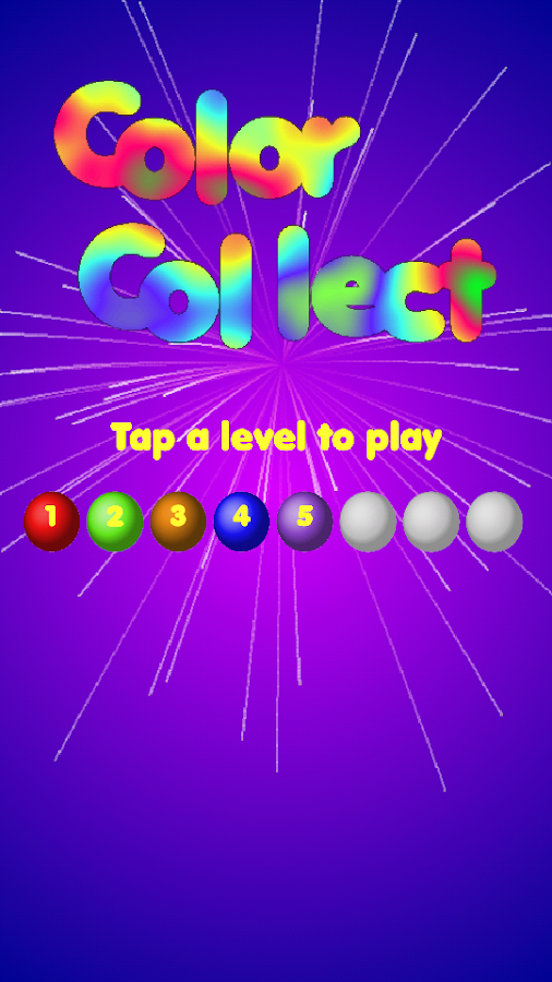Color Collect- screenshot
