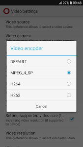 Secret Video Recorder SMS screenshot 3