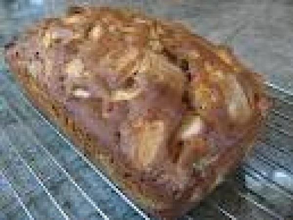 Moist Apple Loaf Recipe