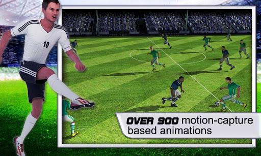 Fútbol real FIFFA - FIF Soccer screenshot 2