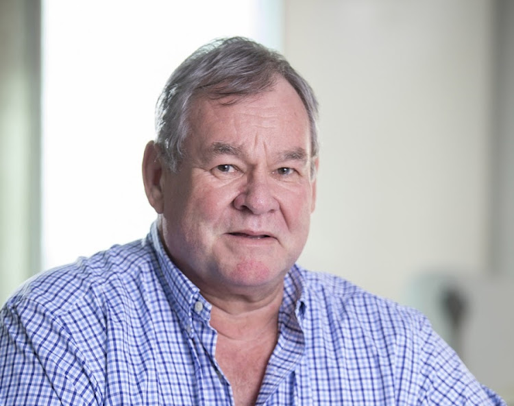 Libstar CEO Andries van Rensburg. Picture: SUPPLIED
