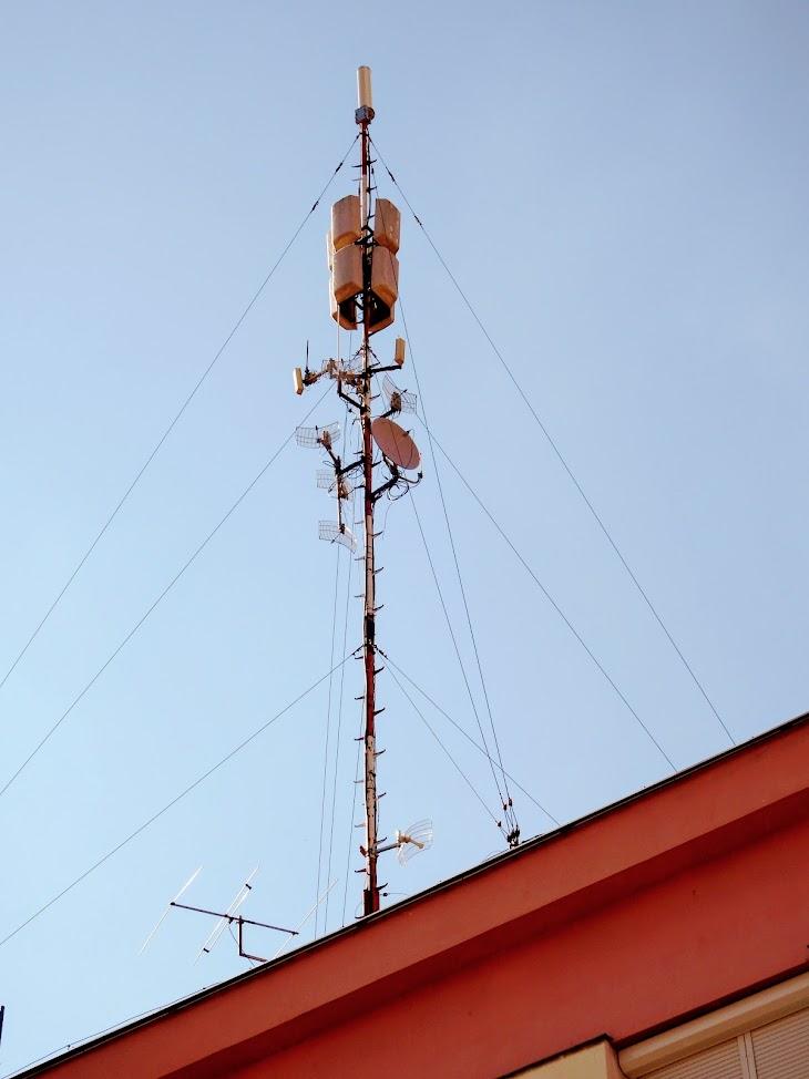 Pápa/belváros - helyi DVB-T adóállomás