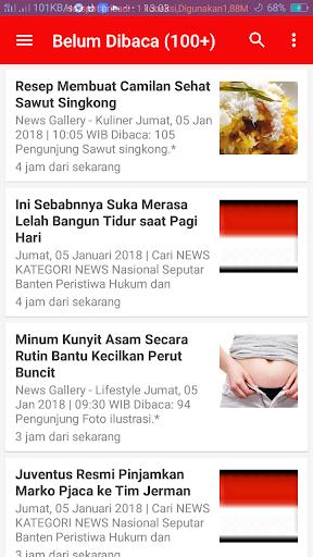 Berita Banten Terkini 1.0 screenshots 5