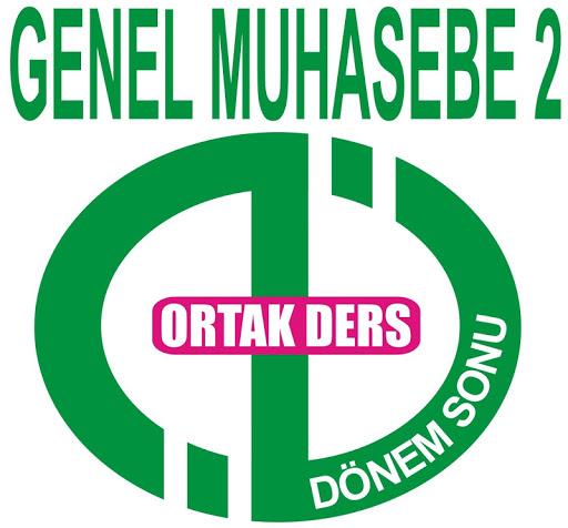 AÖF DÖNEMSONU GENEL MUHASEBE 2
