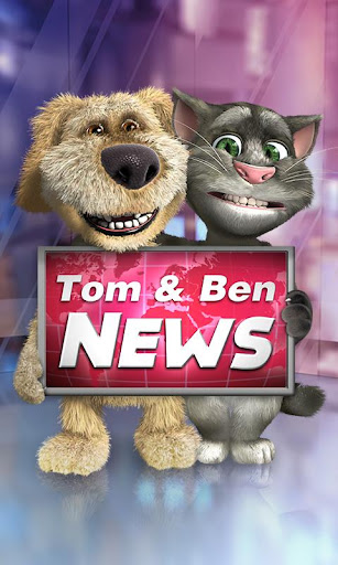 Talking Tom & Ben News screenshot 6