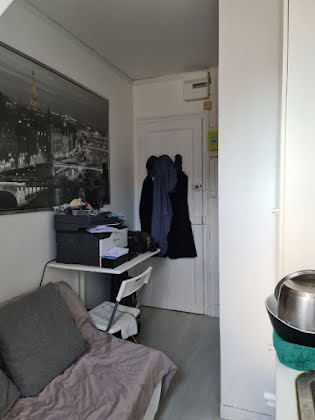 Vente studio 5,96 m2