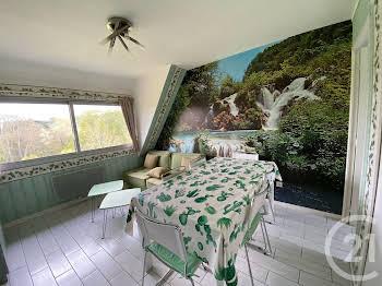 Appartement 2 pièces 22,85 m2