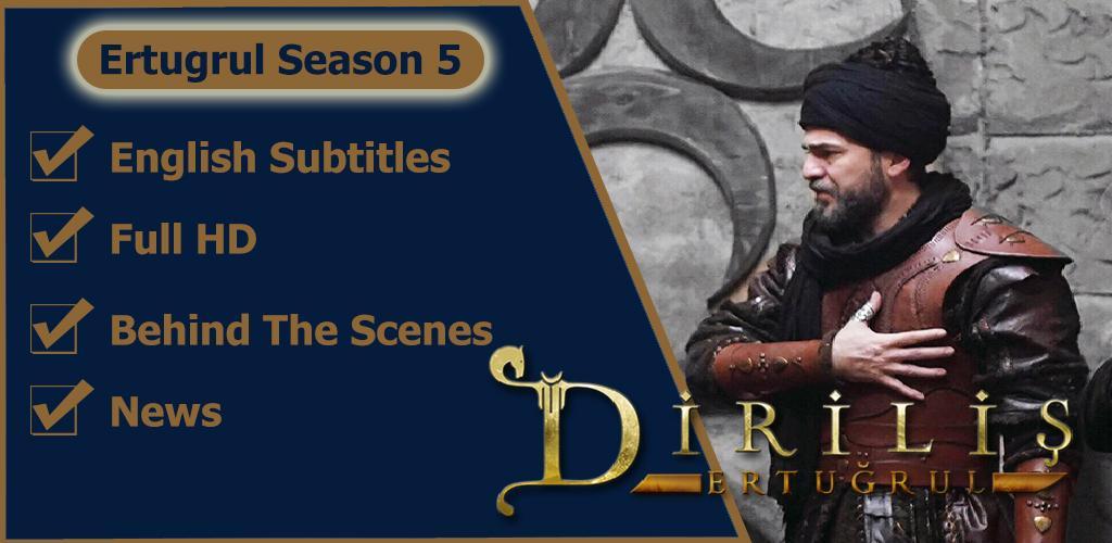 Ertugrul Season 5 Episode 129 English Subtitles