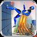 警察ロボットスピードヒーロー:警察ロボットゲーム