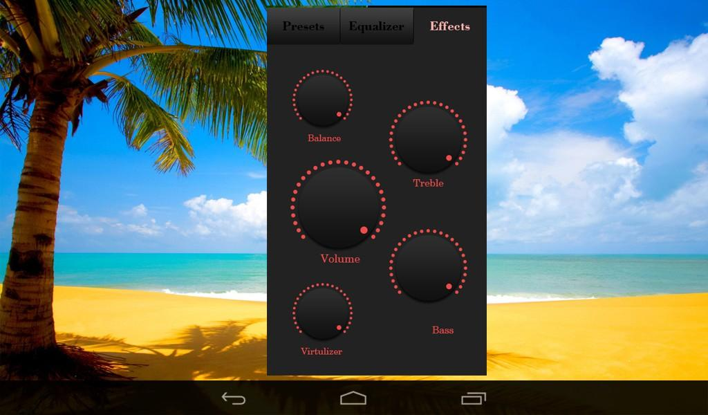 Music Equalizer- screenshot