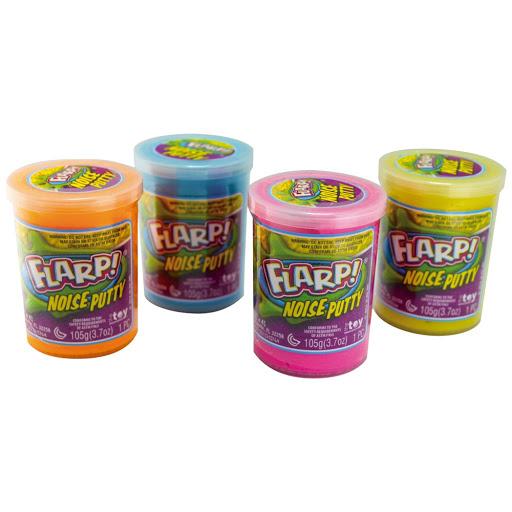 juguete slime flarp colores varios 105gm