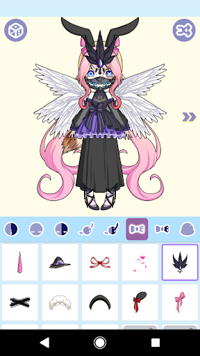 Magical Girl Dress Up: Magical Monster Avatar image | 15