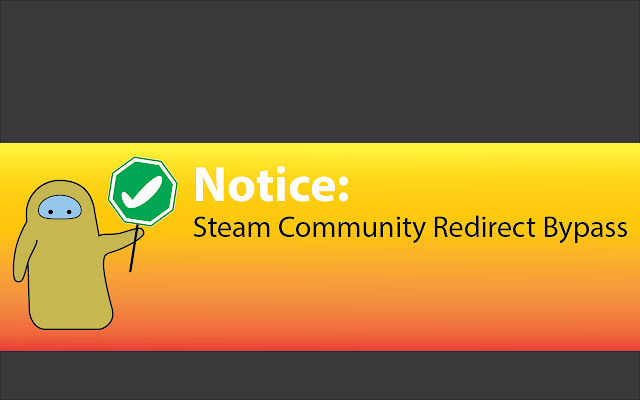 Steam Community Redirect Bypass