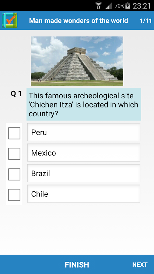 Quiz Library (Create & Share)- screenshot