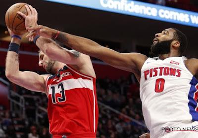 NBA: Les Pistons se font peur, les Heat s'imposent mais sont éliminés
