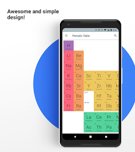Virtual periodic table 2018 pro 12 paid apk for android virtual periodic table 2018 pro screenshots urtaz Gallery