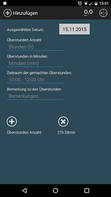 Überstunden - screenshot