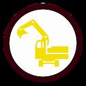 Excavator Operator Log icon