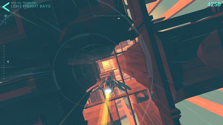 Hyperburner- screenshot