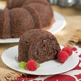 Kahlua Bundt Cake #SundaySupper