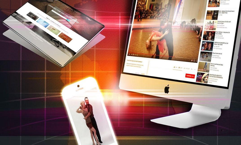About Hot Latin Salsa Dance Masterclass online dance training - dance classes, Video Dance Classes