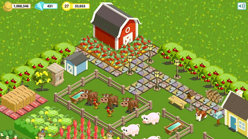 Farm Story screenshot 2
