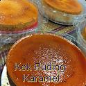 Kek Puding Karamel icon