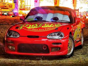 カプチーノ EA11R 現所有車3代目のカスタム事例画像 cappu.215y.nユーキ.マックィーン仕様さんの2019年12月31日19:06の投稿