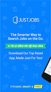 Just Jobs - Search Local Jobs- screenshot thumbnail
