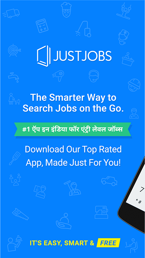 Just Jobs - Search Local Jobs- screenshot