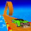 Impossible Dangerous Tracks Real Crazy Cars Stunt Icon
