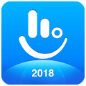 Best Keyboard TouchPal - Gesture Typing icon