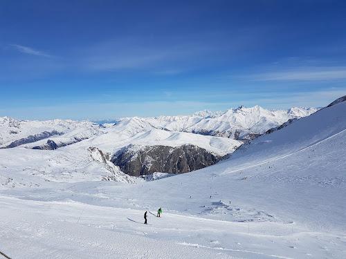 Piste aux 2 Alpes