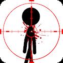 Shoot The Stickman icon
