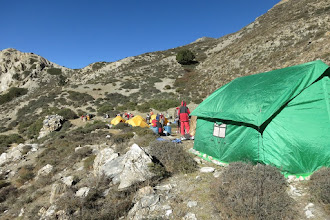 Photo: Au Madhi camp